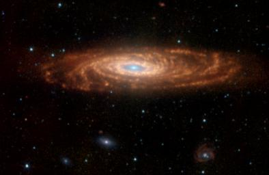 A picture of Cosmos from NASA
